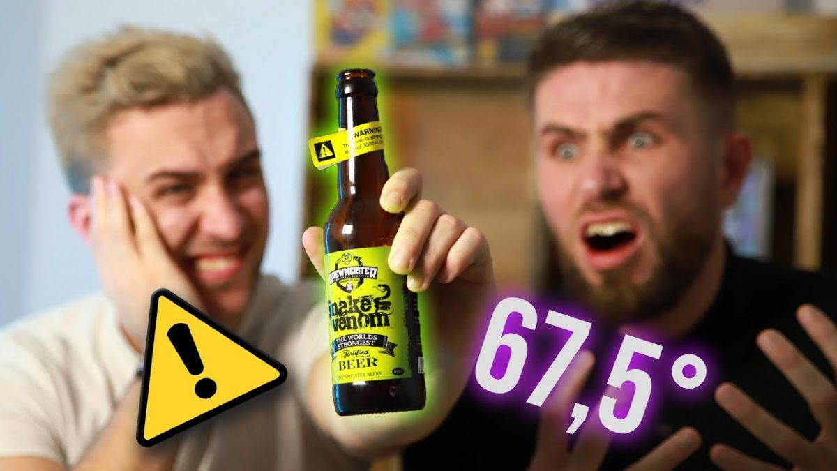 Quelle est la bière la plus forte du monde ?