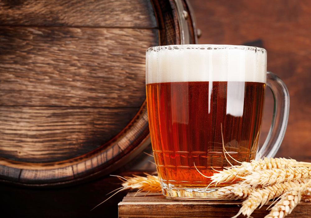 bière au Moyen-âge